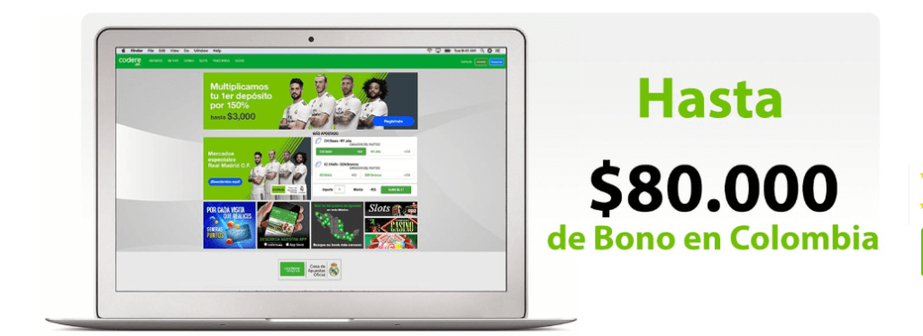 codere app colombia