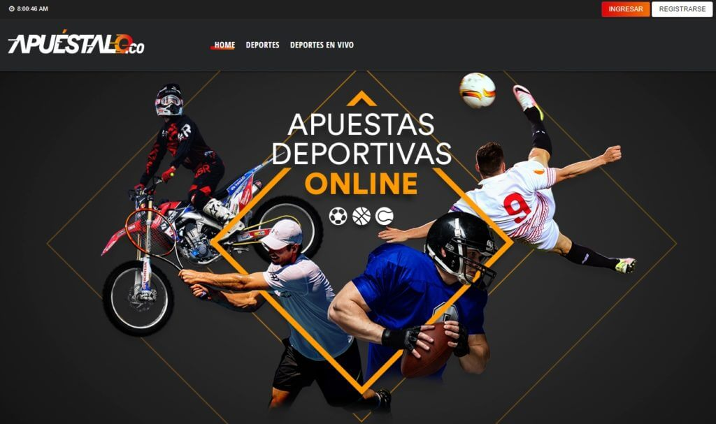 Apuestas Deportivas Apuéstalo