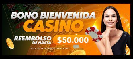 yajuego colombia casino bono bienvenida