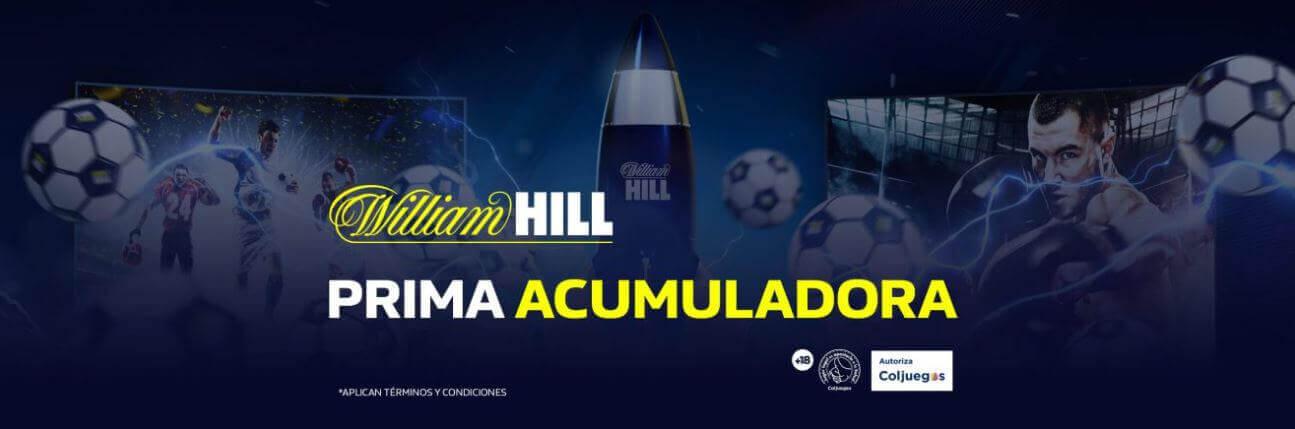 william hill prima acumuladora
